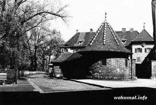 Viktoriaufer in Spandau 1957
